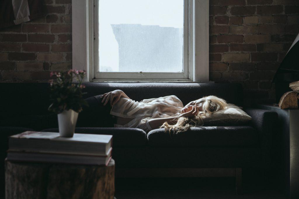 朝起きるのが辛い