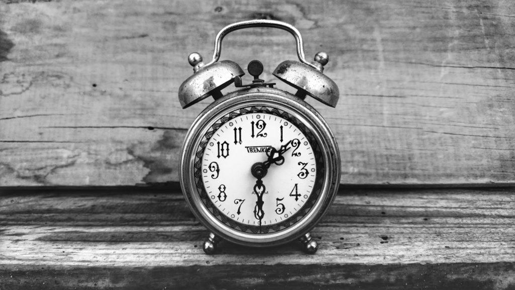 人はその人生の1/3を睡眠に費やしている